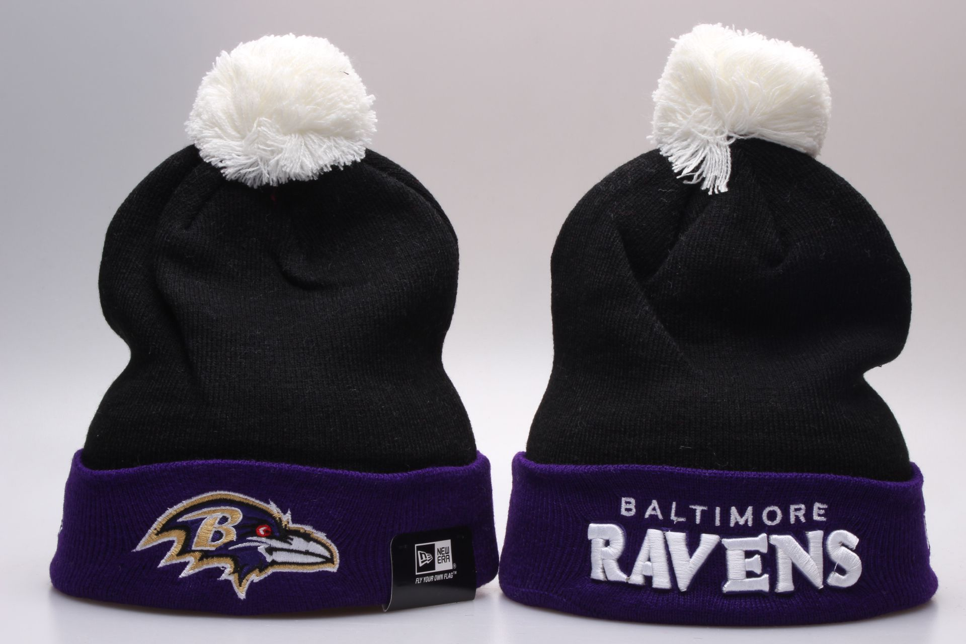 NFL Baltimore Ravens Beanie hot hat2