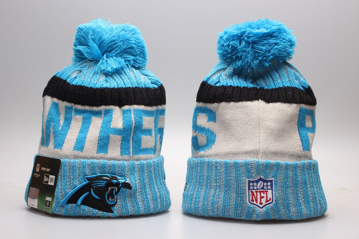 NFL Carolina Panthers Beanie hot hat