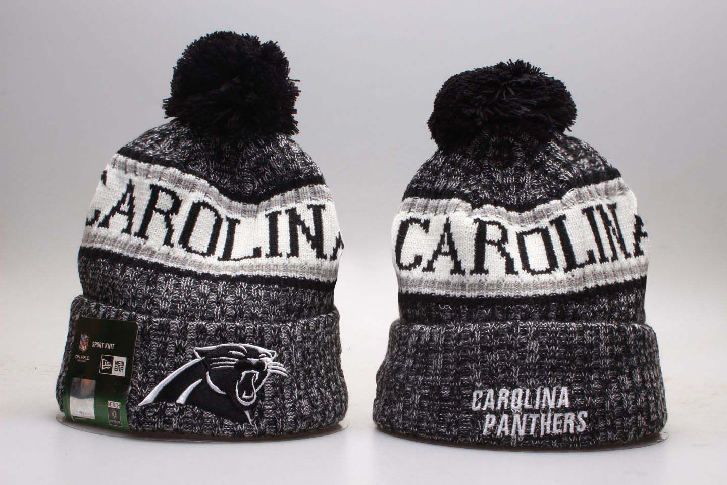 NFL Carolina Panthers Beanie hot hat5