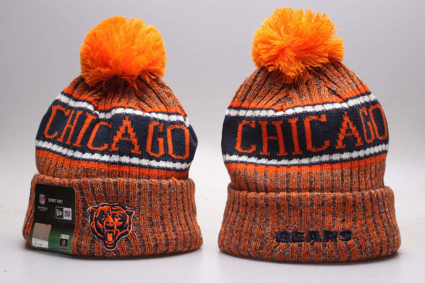 NFL Chicago Bears Beanie hot hat