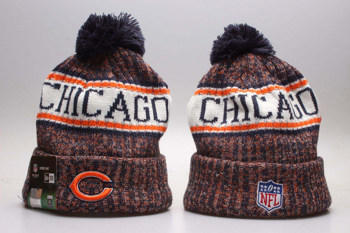 NFL Chicago Bears Beanie hot hat1