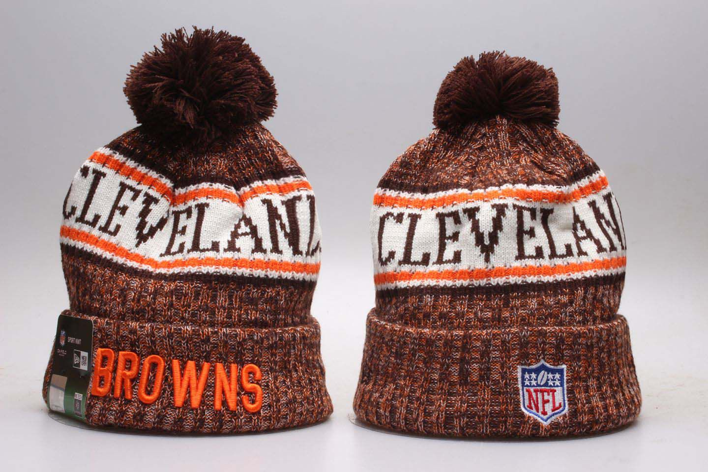 NFL Cleveland Browns Beanie hot hat