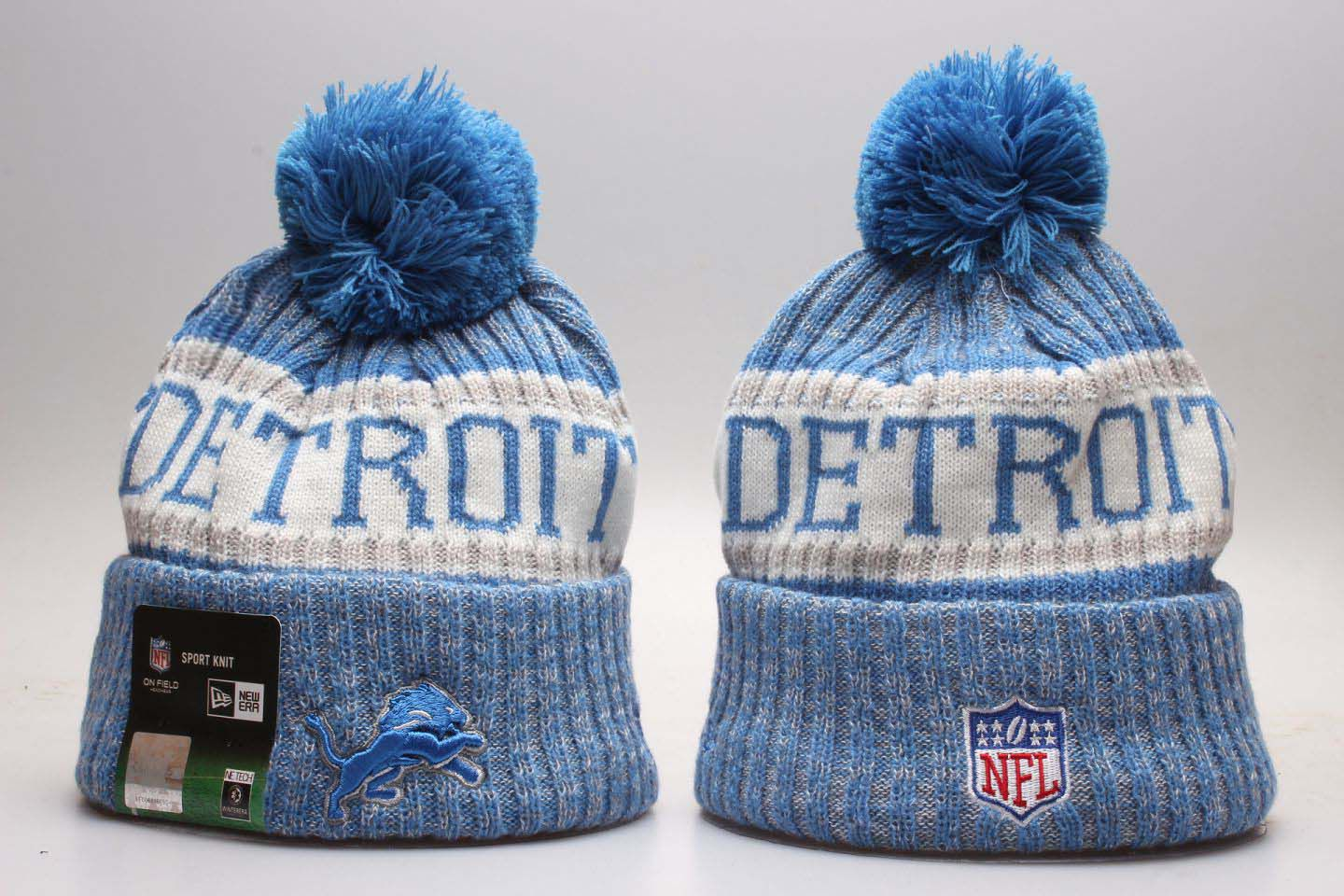 NFL Detroit Lions Beanie hot hat