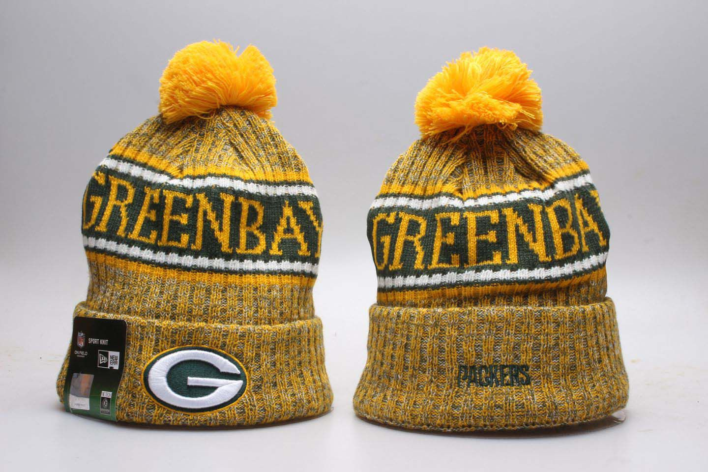 NFL Green Bay Packers Beanie hot hat6