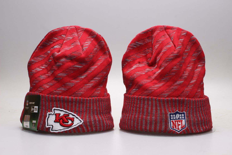NFL Kansas City Chiefs Beanie hot hat 2deaca5d670