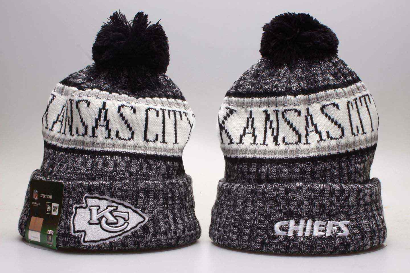 NFL Kansas City Chiefs Beanie hot hat1