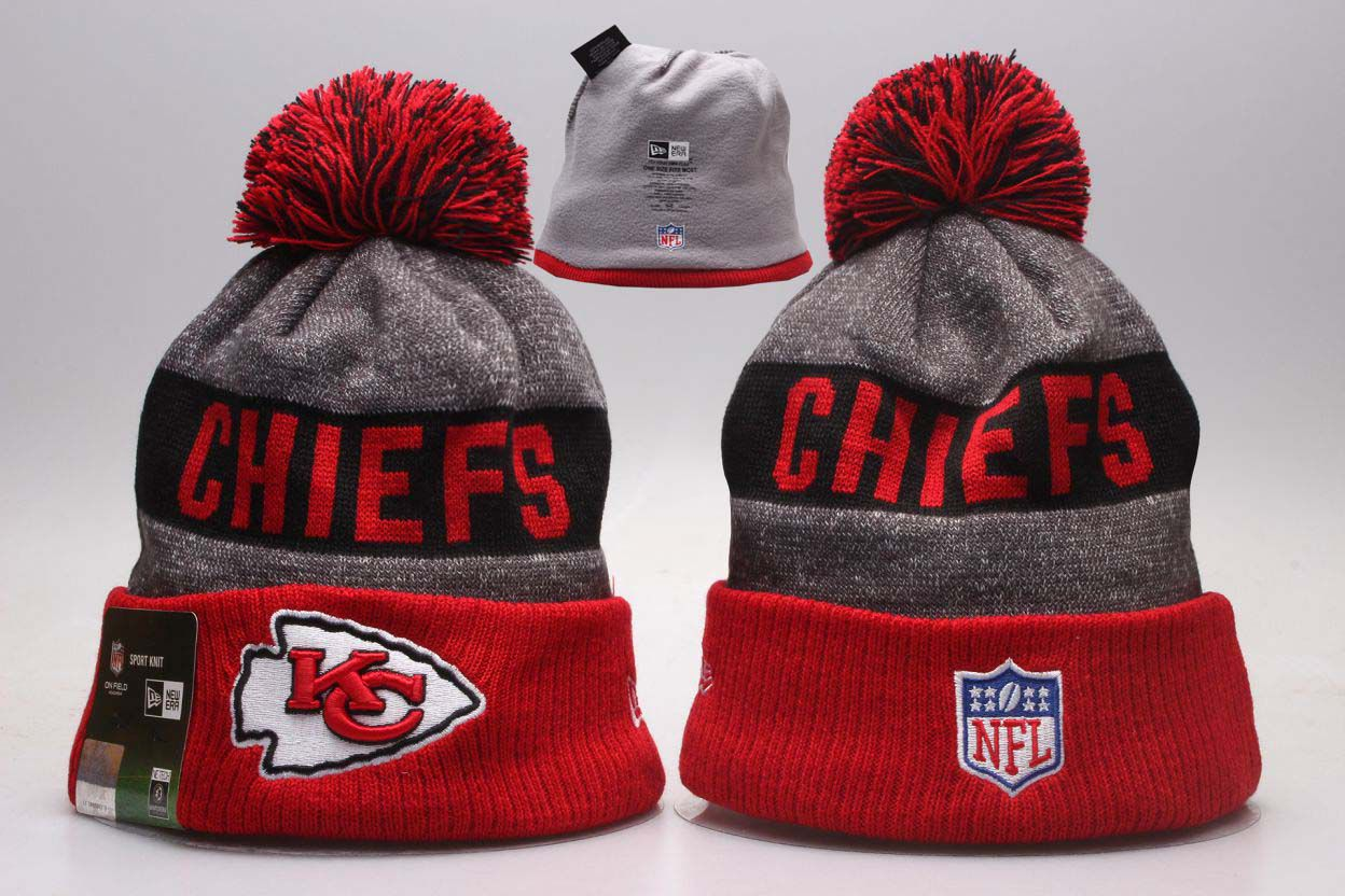 NFL Kansas City Chiefs Beanie hot hat5