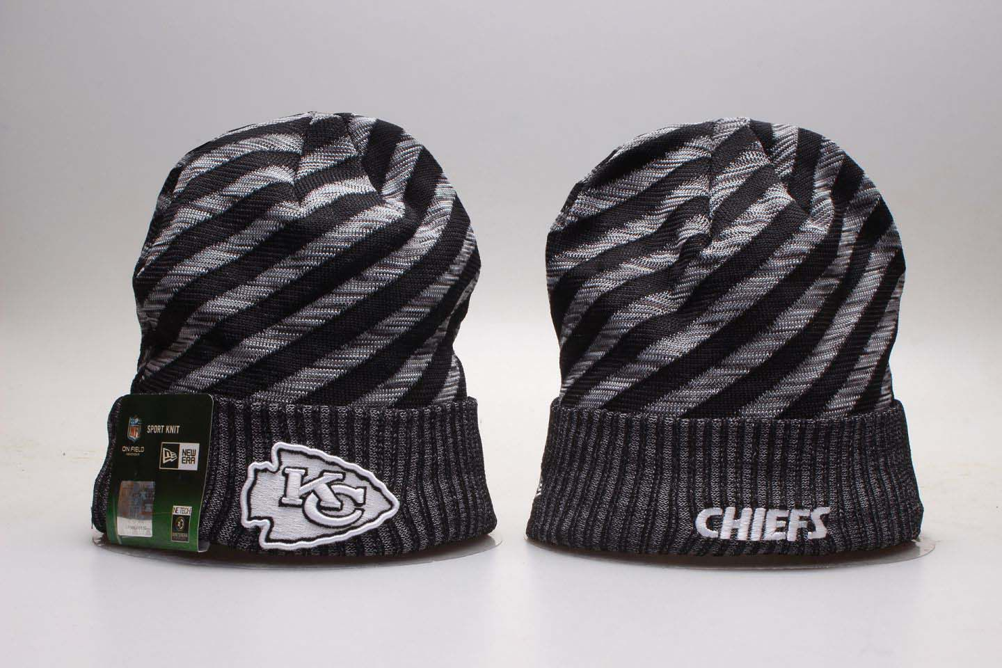 NFL Kansas City Chiefs Beanie hot hat7