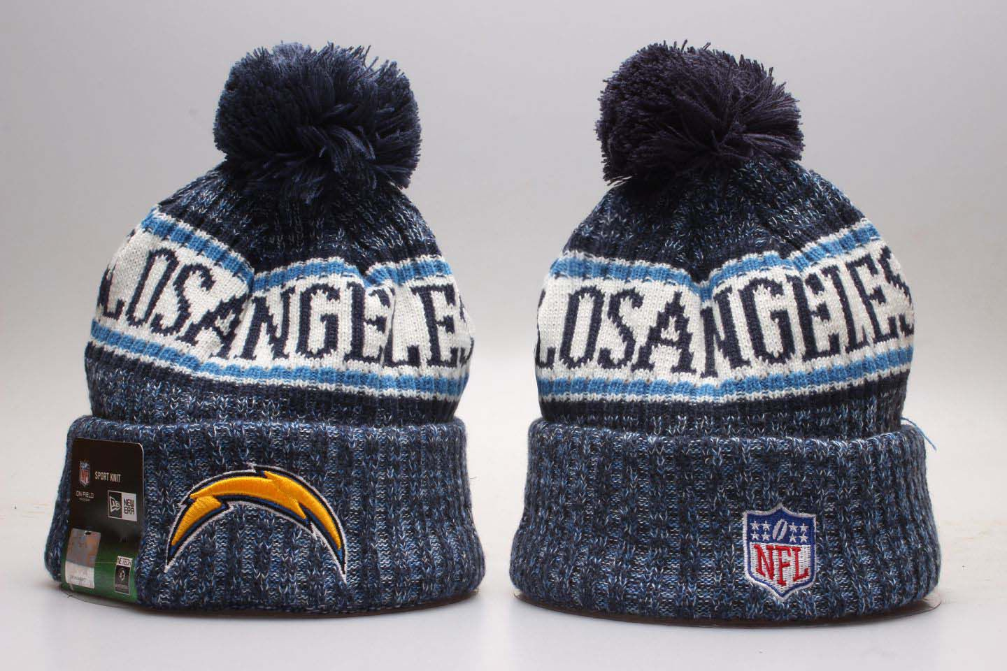 NFL Los Angeles Chargers Beanie hot hat
