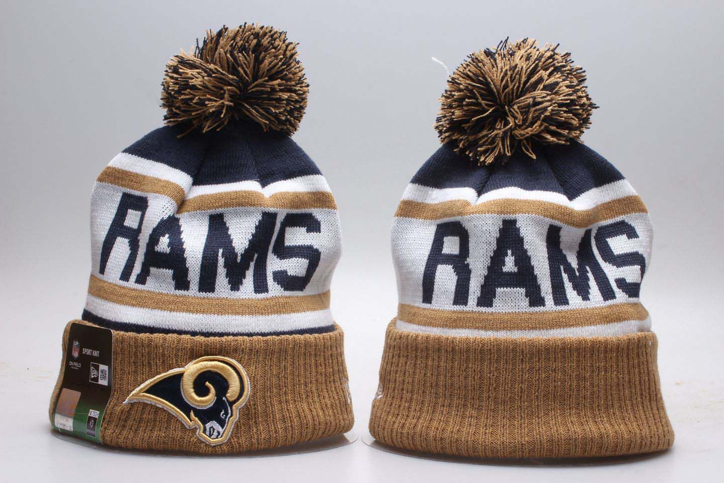 NFL Los Angeles Rams Beanie hot hat