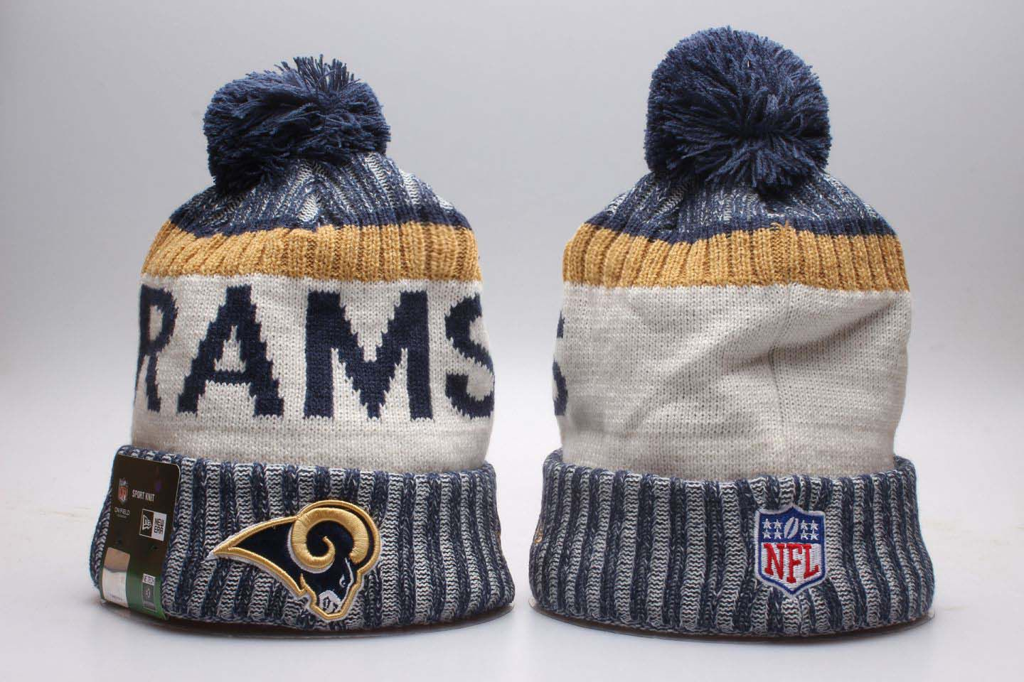 NFL Los Angeles Rams Beanie hot hat2
