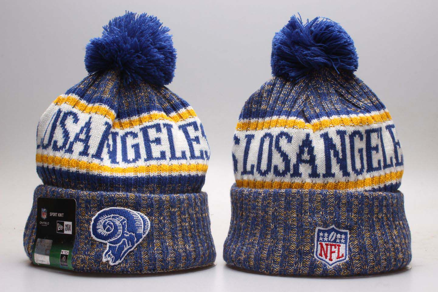 NFL Los Angeles Rams Beanie hot hat3