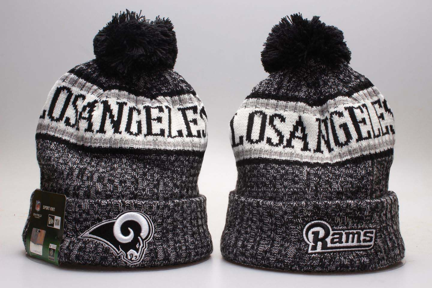 NFL Los Angeles Rams Beanie hot hat4