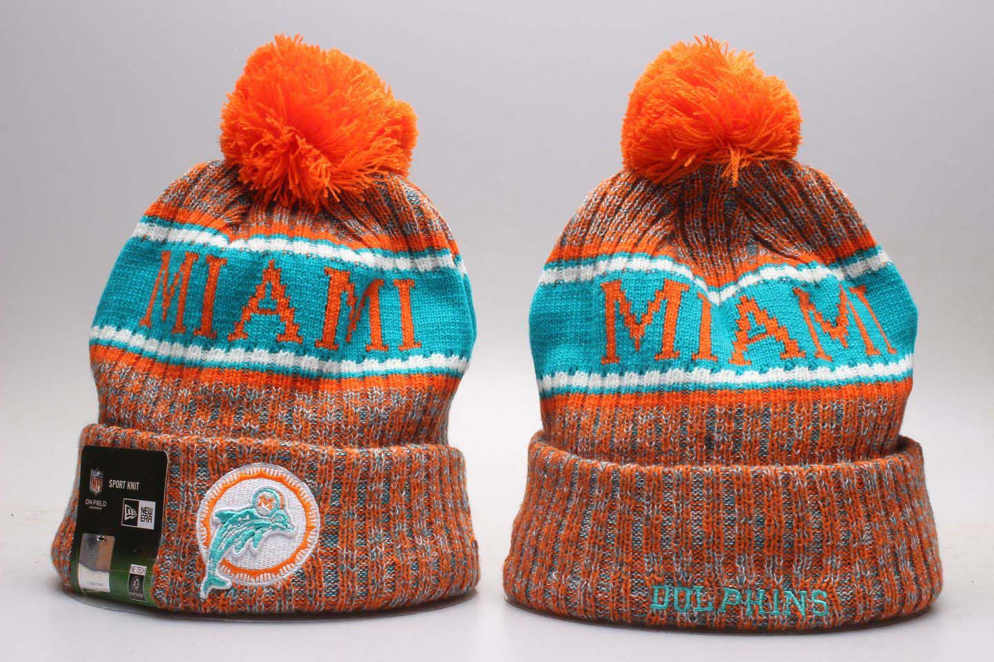NFL Miami Dolphins Beanie hot hat1