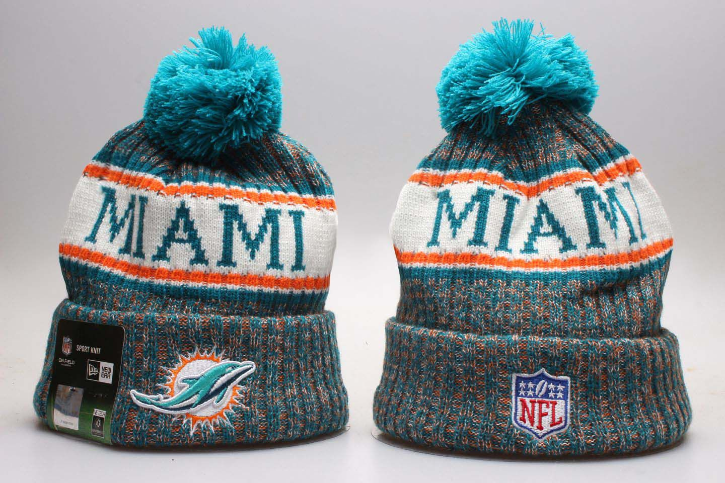 NFL Miami Dolphins Beanie hot hat3