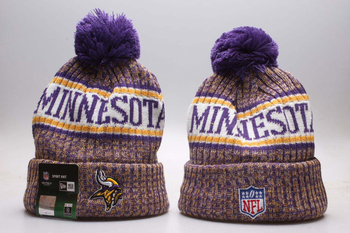 NFL Minnesota Vikings Beanie hot hat1