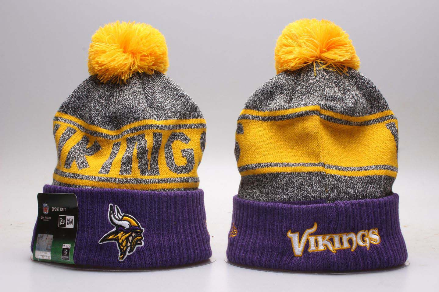 NFL Minnesota Vikings Beanie hot hat3