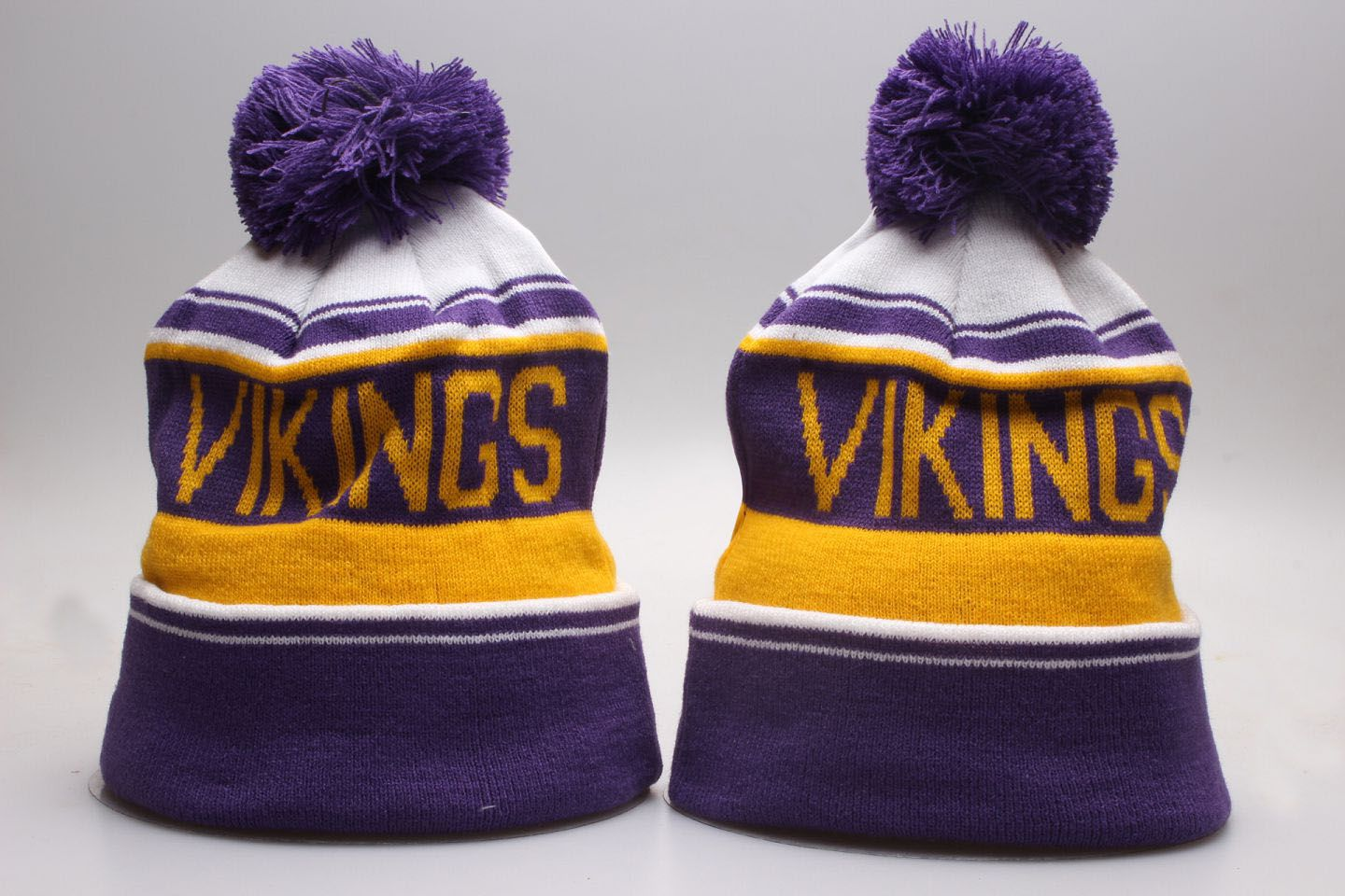NFL Minnesota Vikings Beanie hot hat4