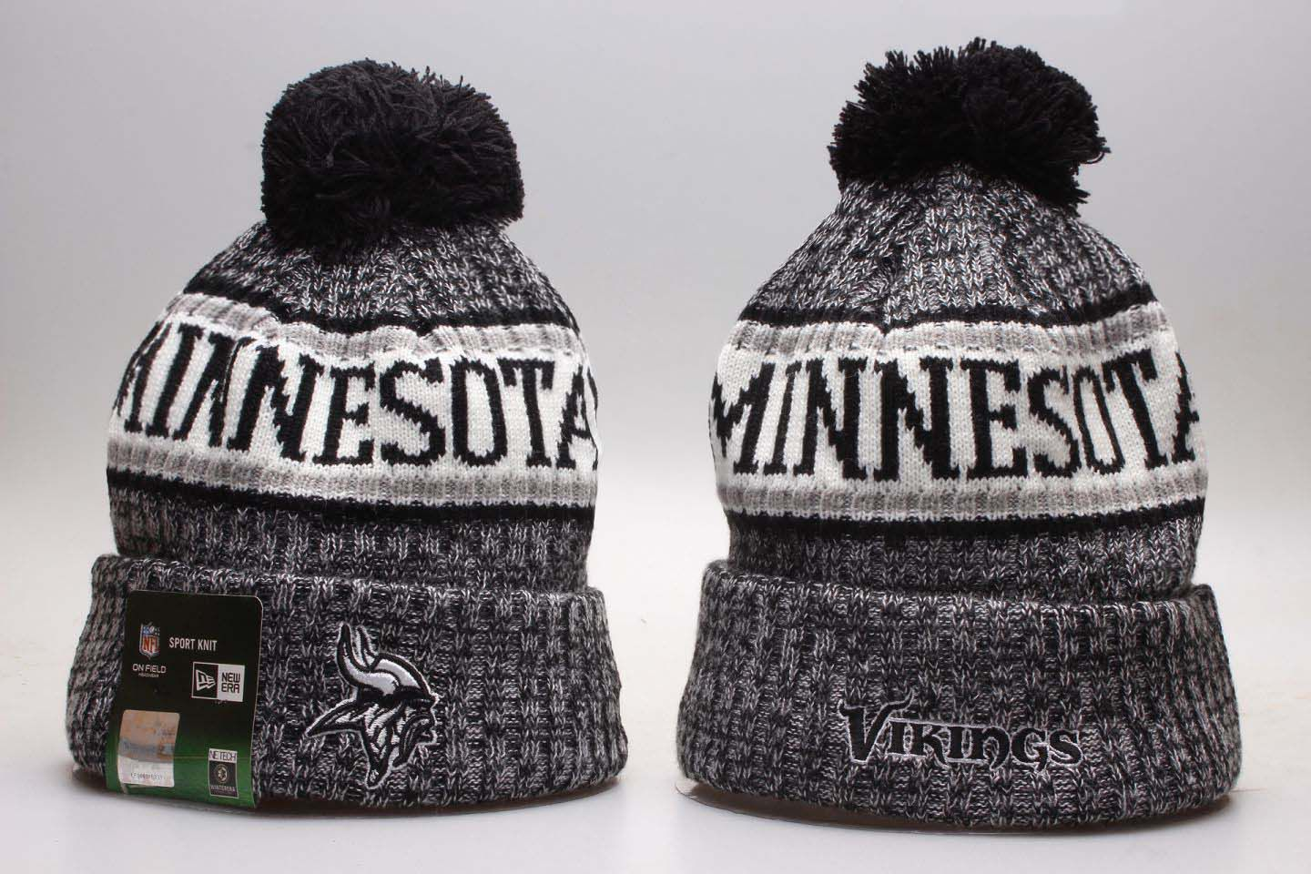 NFL Minnesota Vikings Beanie hot hat6