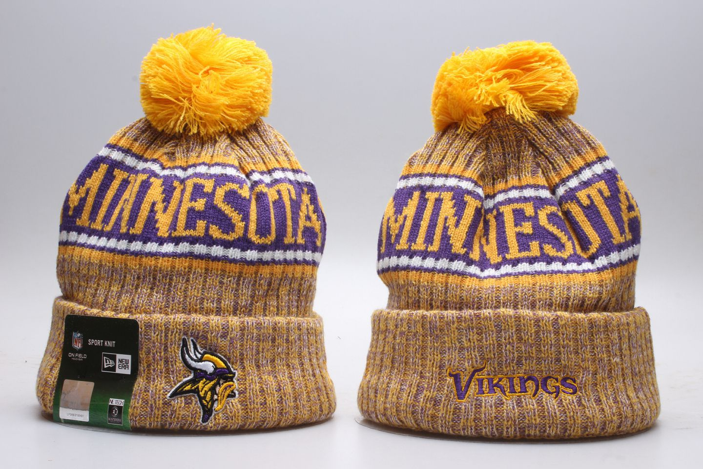 NFL Minnesota Vikings Beanie hot hat7