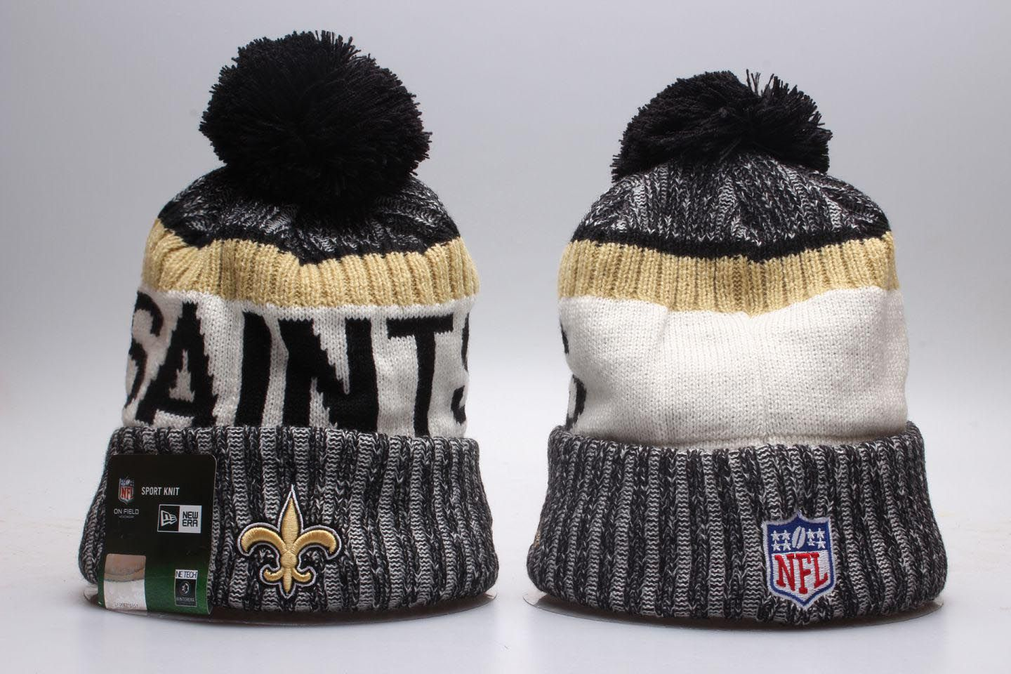 NFL New Orleans Saints Beanie hot hat5