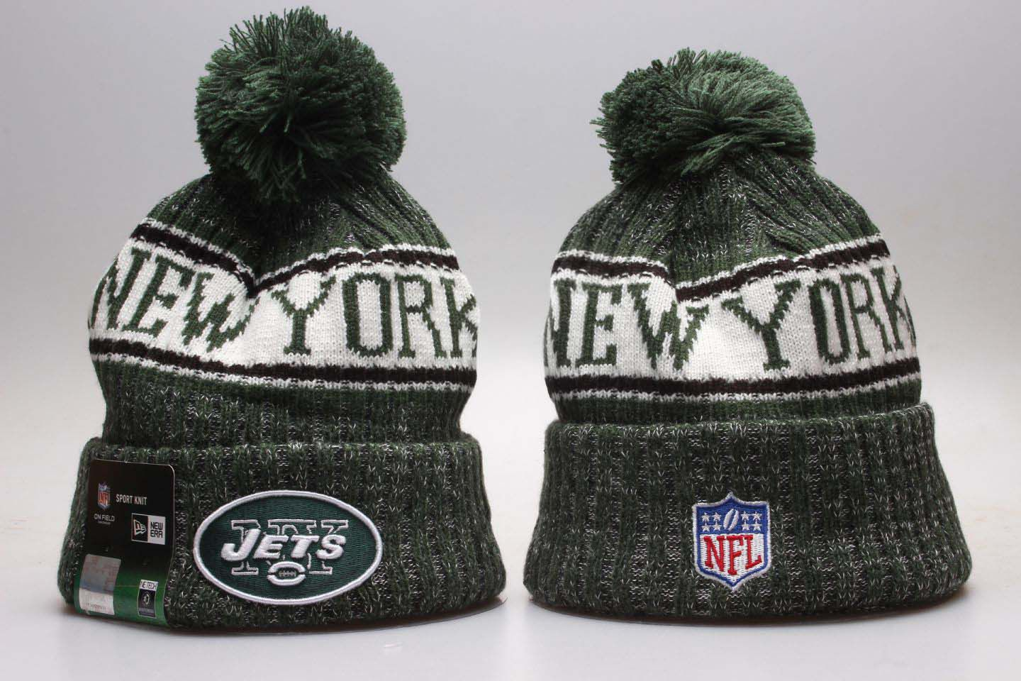 NFL New York Jets Beanie hot hat1