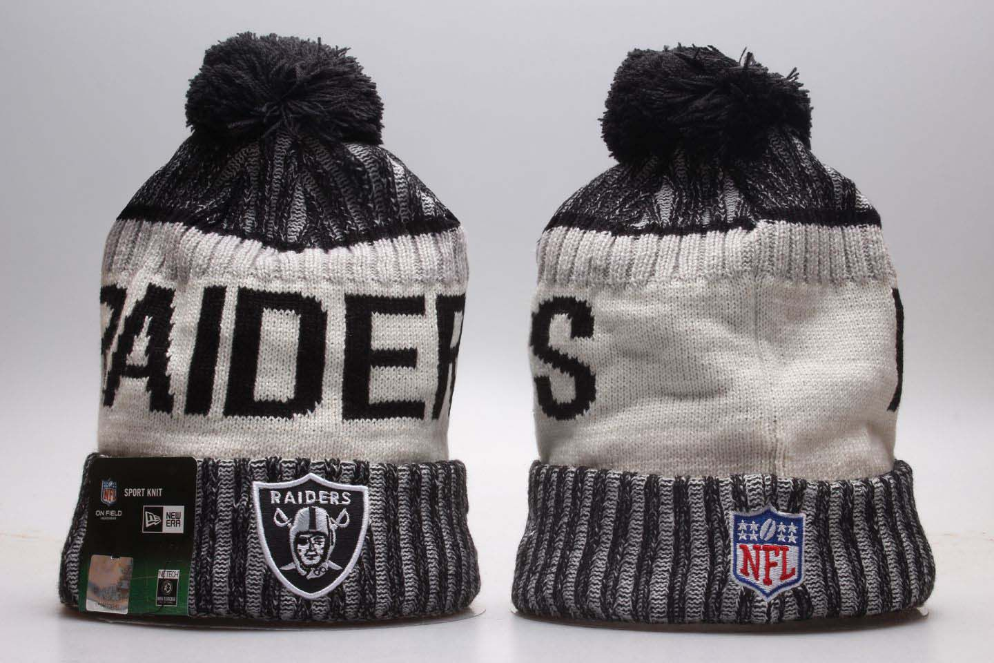 NFL Oakland Raiders Beanie hot hat