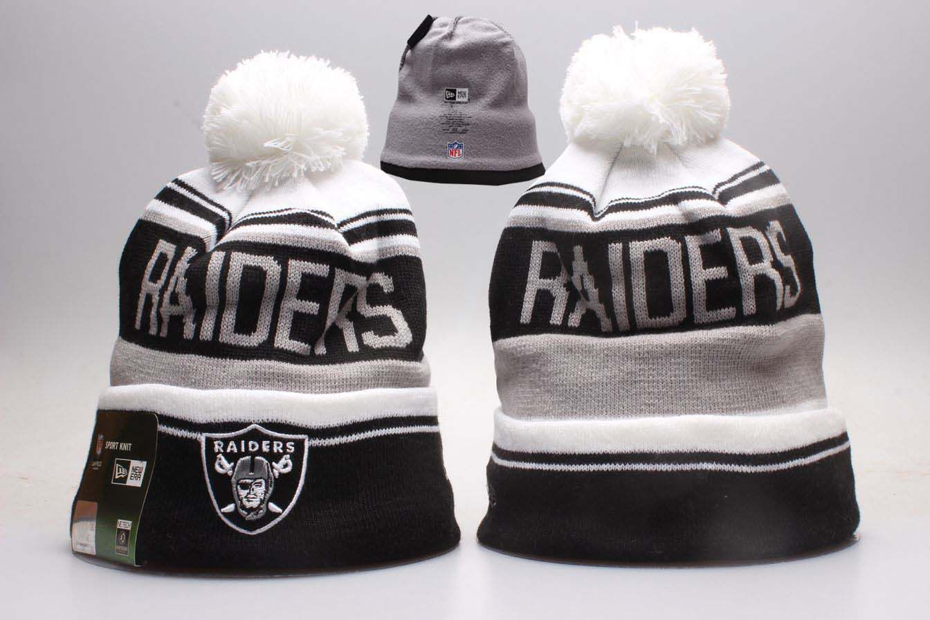 NFL Oakland Raiders Beanie hot hat1
