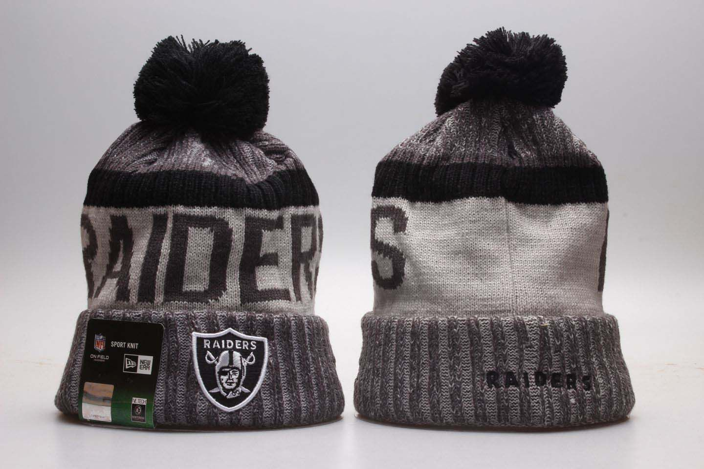 NFL Oakland Raiders Beanie hot hat10