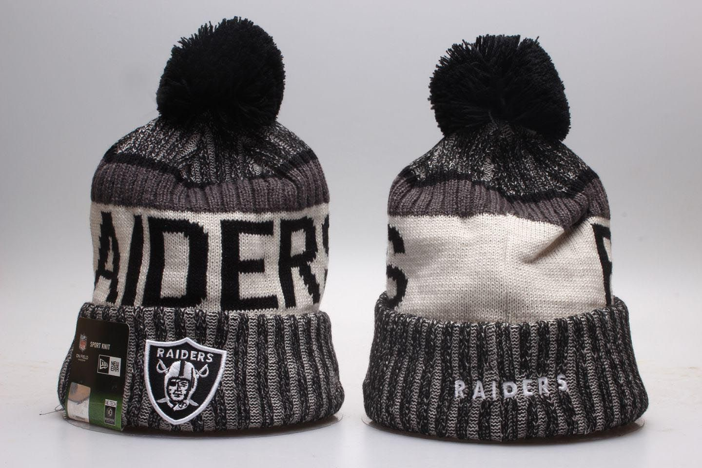 NFL Oakland Raiders Beanie hot hat11