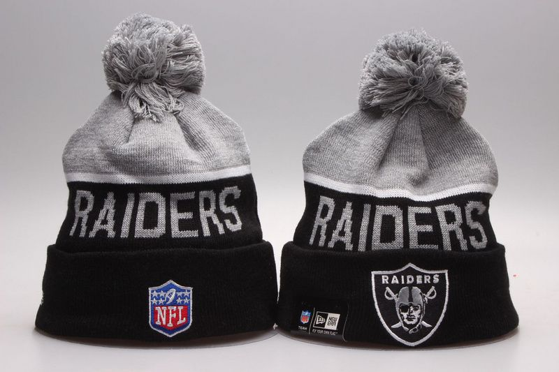 NFL Oakland Raiders Beanie hot hat12