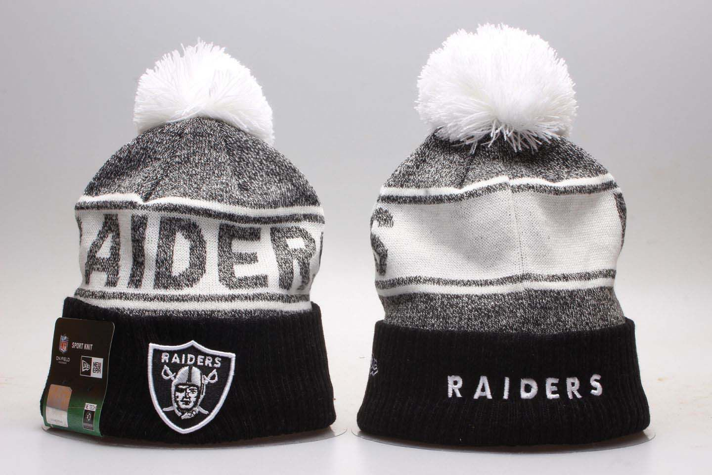 NFL Oakland Raiders Beanie hot hat14