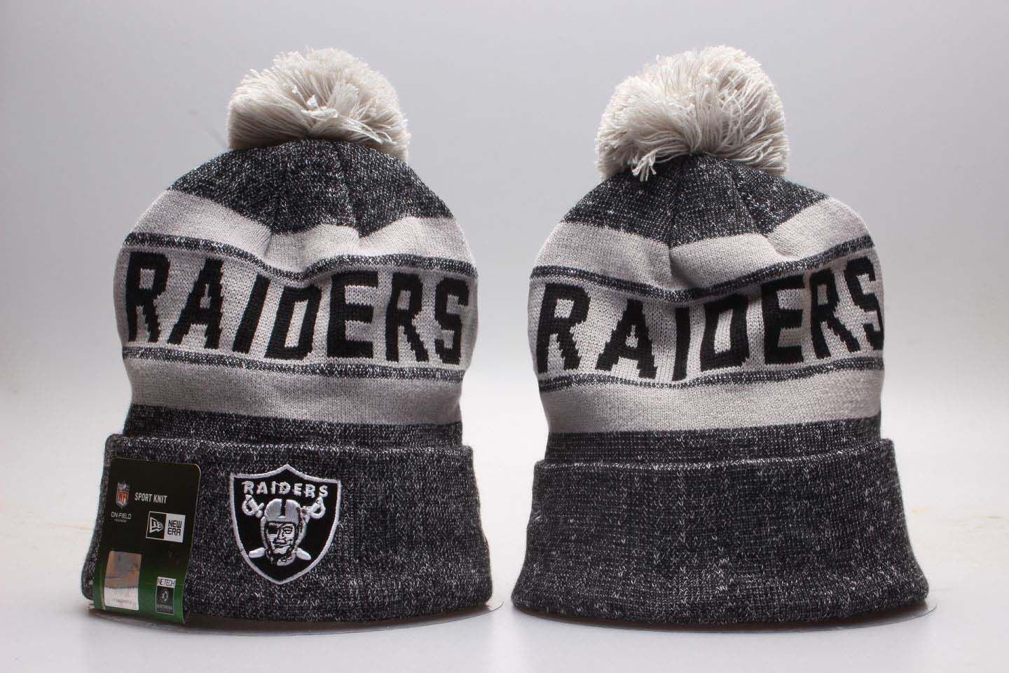 NFL Oakland Raiders Beanie hot hat2