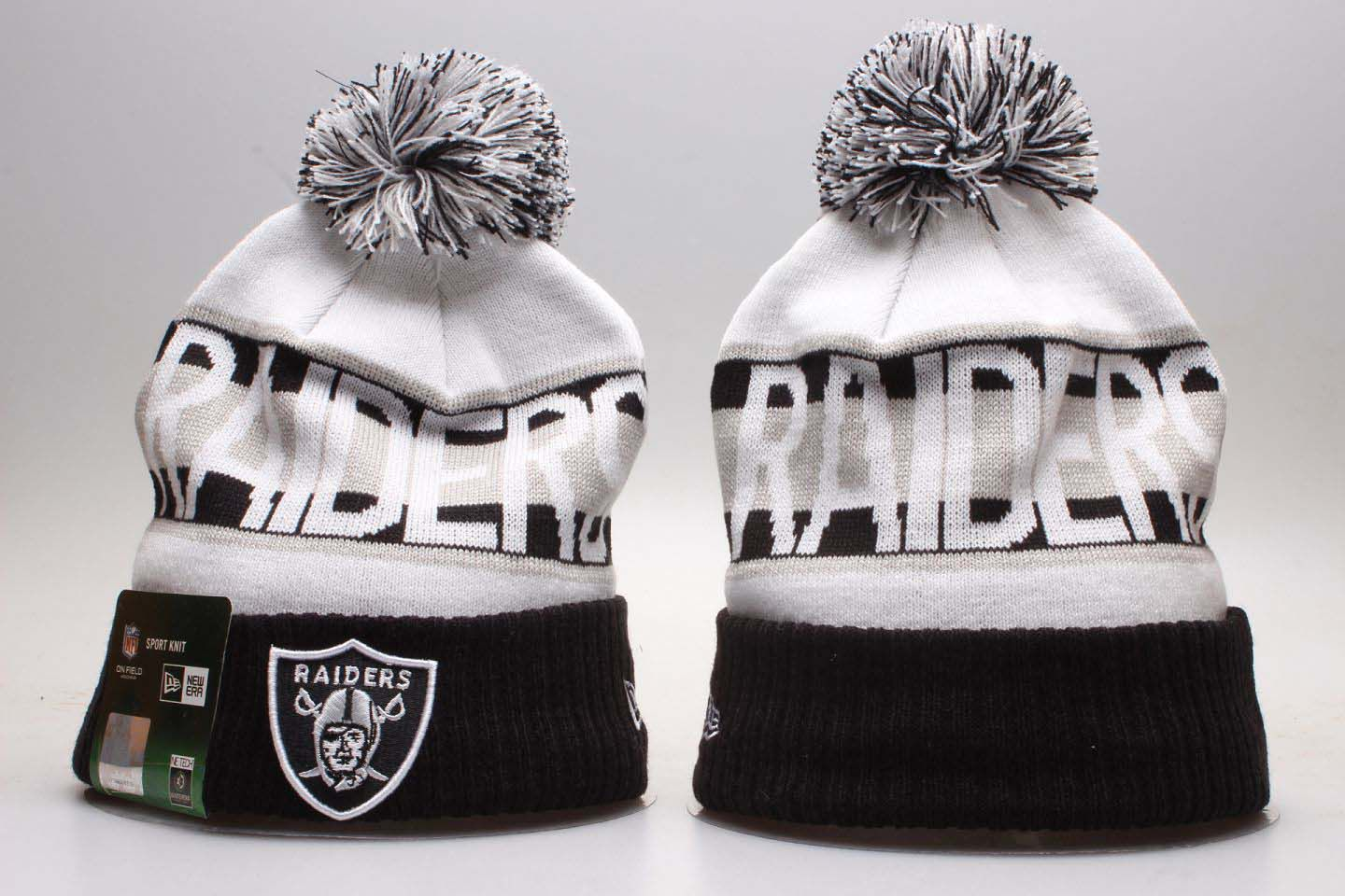 NFL Oakland Raiders Beanie hot hat3