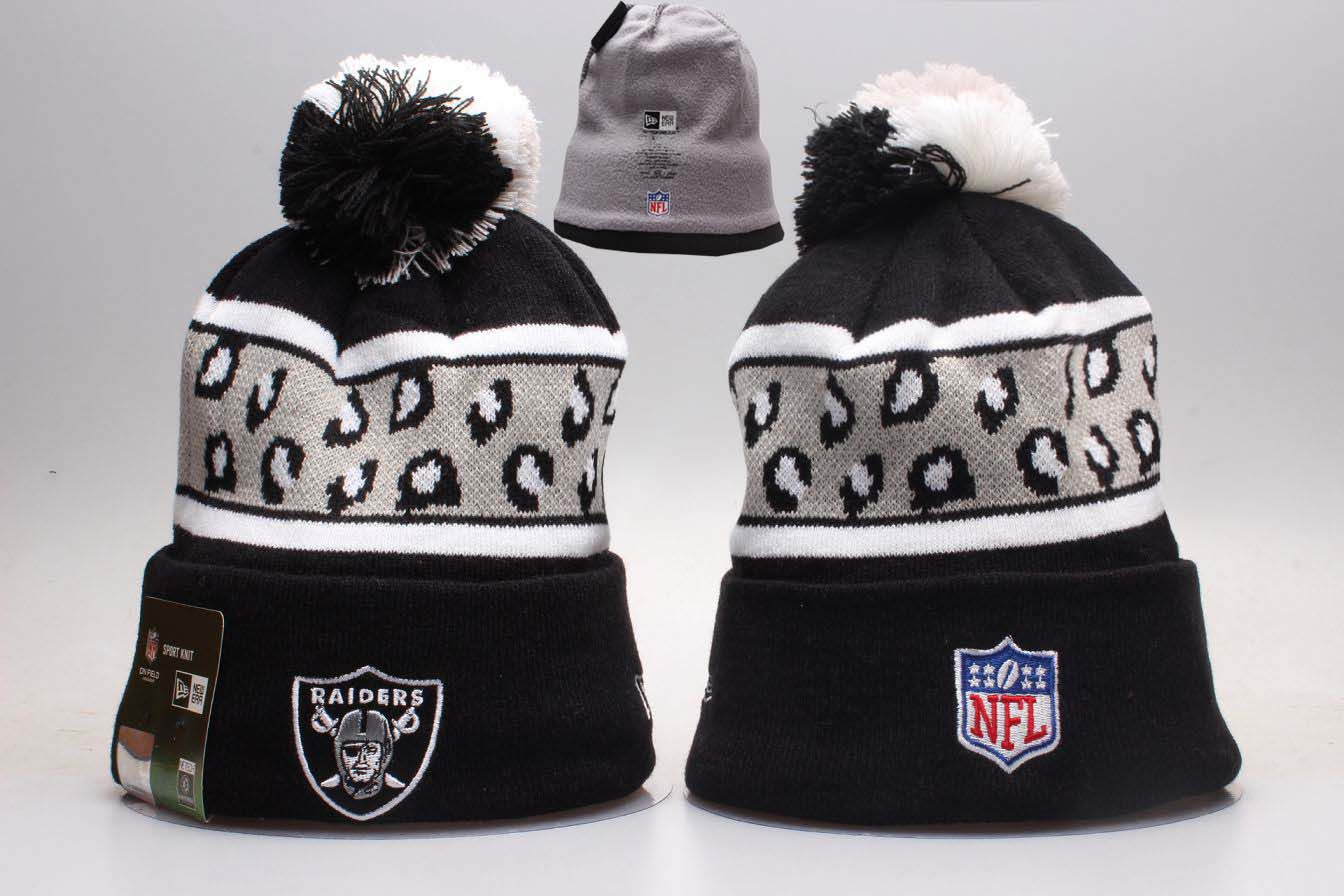 NFL Oakland Raiders Beanie hot hat4