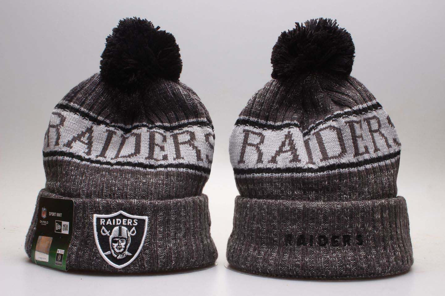 NFL Oakland Raiders Beanie hot hat5
