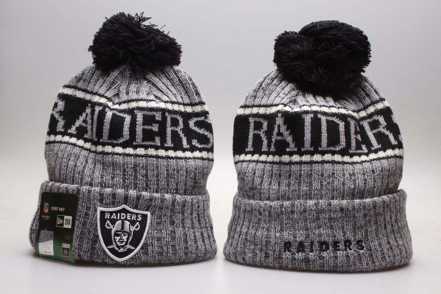 NFL Oakland Raiders Beanie hot hat7