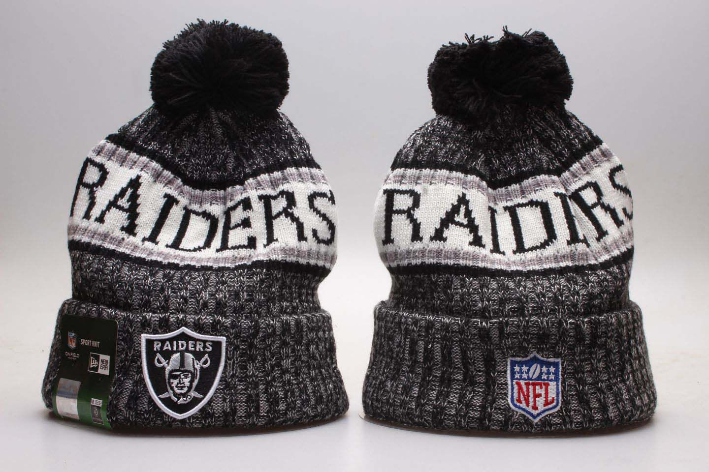 NFL Oakland Raiders Beanie hot hat8