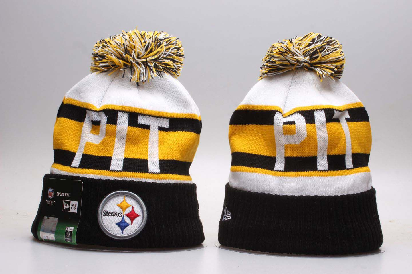 NFL Pittsburgh Steelers Beanie hot hat