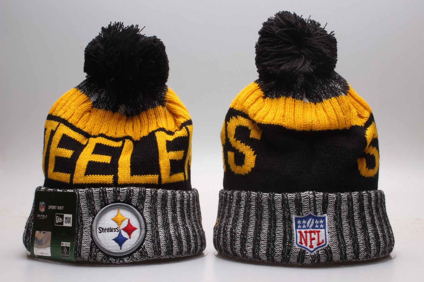 NFL Pittsburgh Steelers Beanie hot hat14
