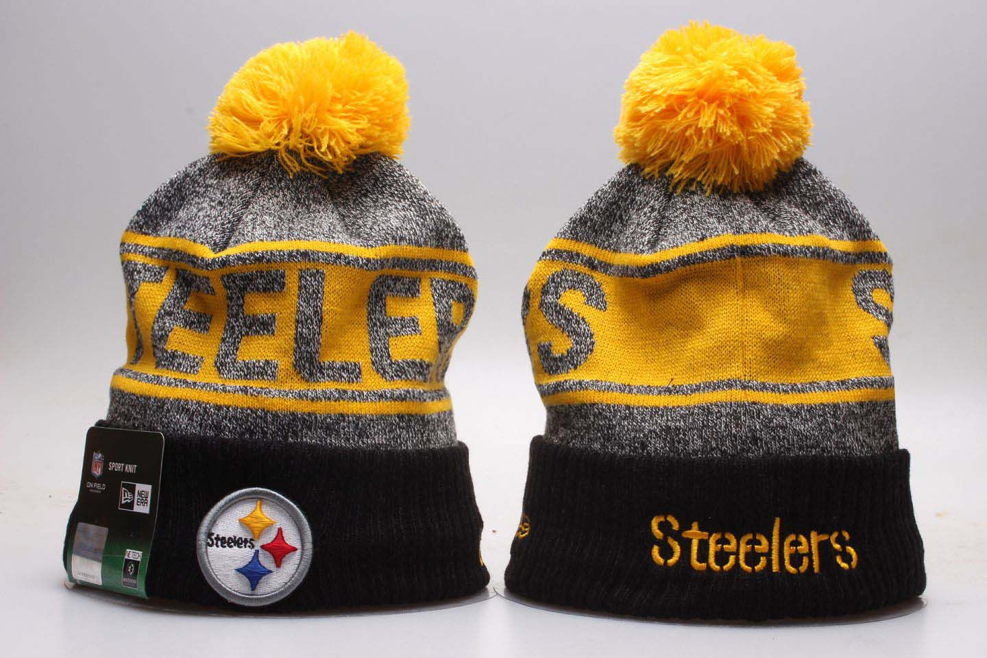 NFL Pittsburgh Steelers Beanie hot hat2