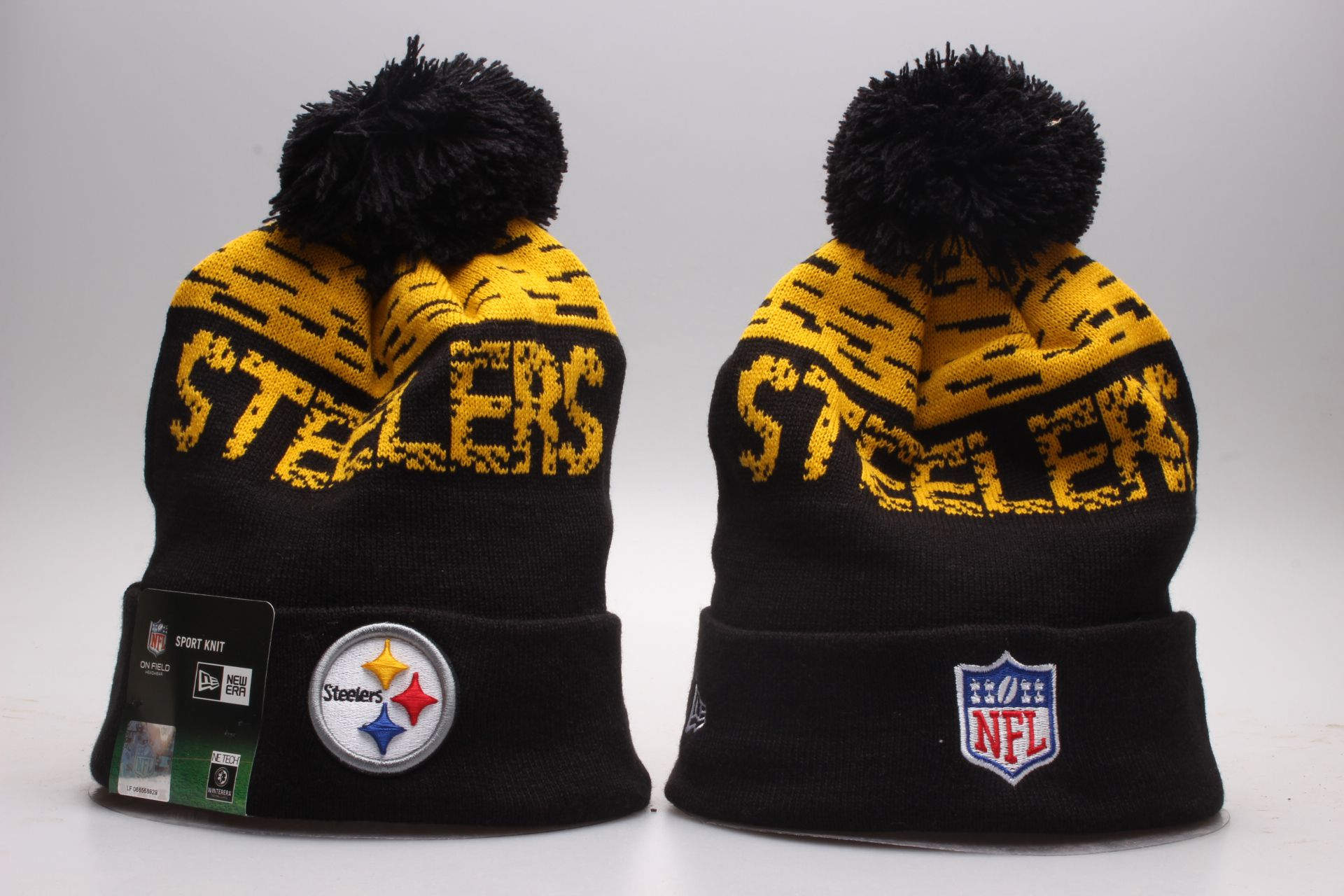 NFL Pittsburgh Steelers Beanie hot hat4