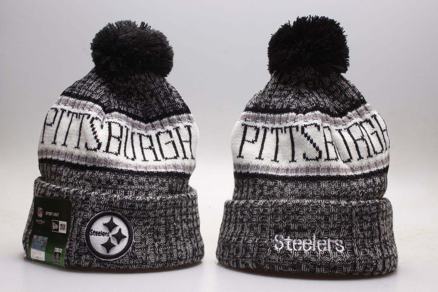 NFL Pittsburgh Steelers Beanie hot hat6