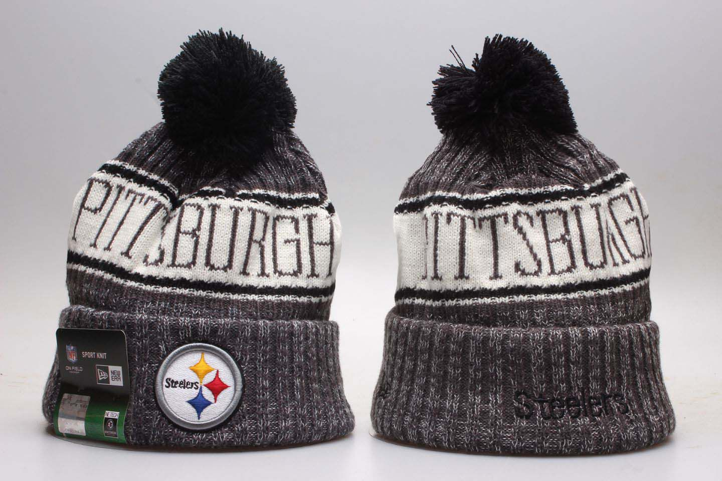 NFL Pittsburgh Steelers Beanie hot hat8