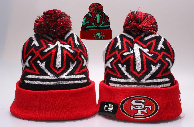 NFL San Francisco 49ers Beanie hot hat1