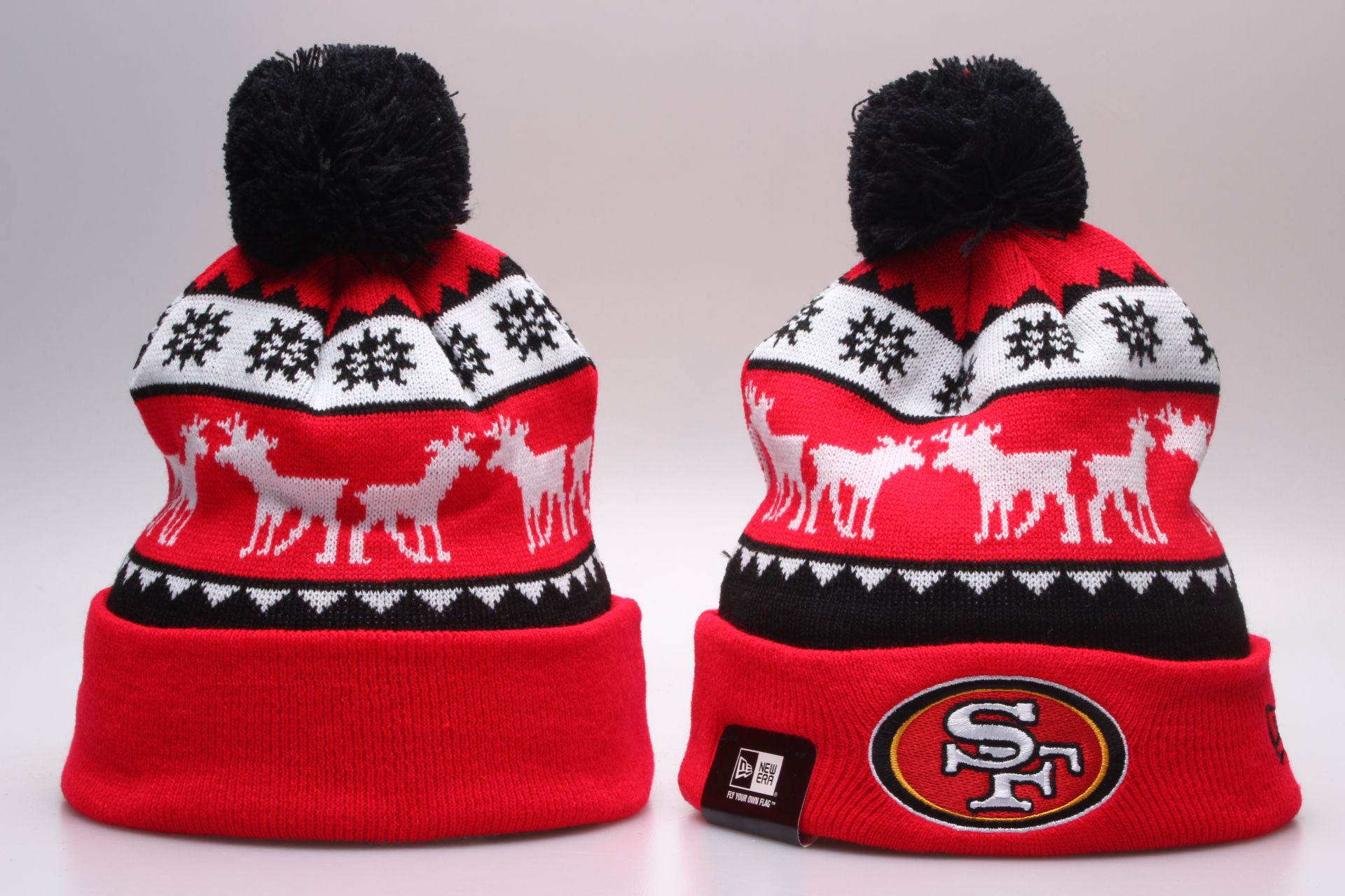 NFL San Francisco 49ers Beanie hot hat2