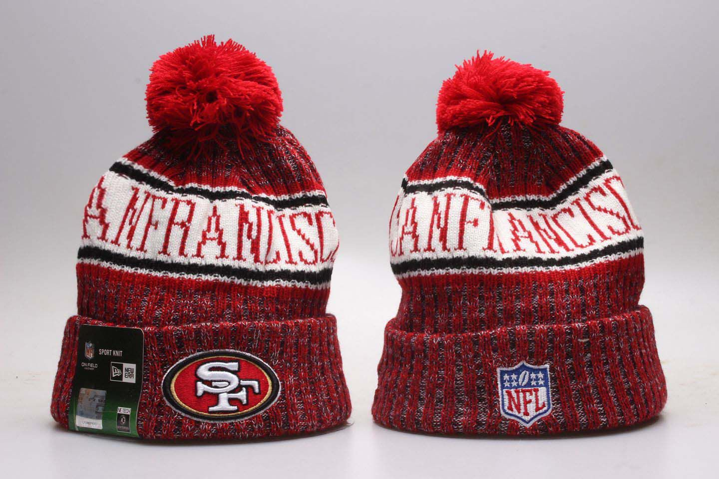NFL San Francisco 49ers Beanie hot hat3