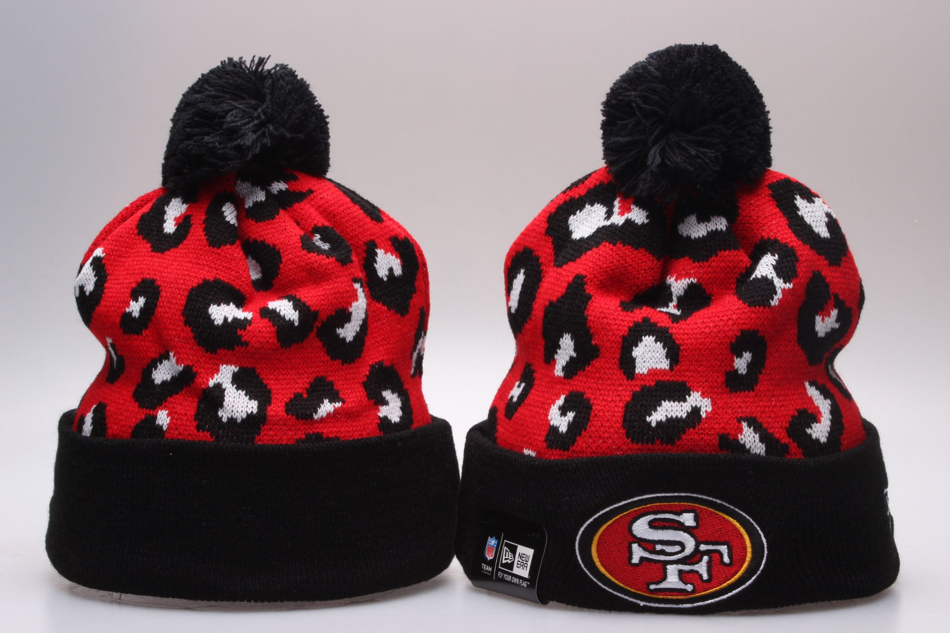 NFL San Francisco 49ers Beanie hot hat6
