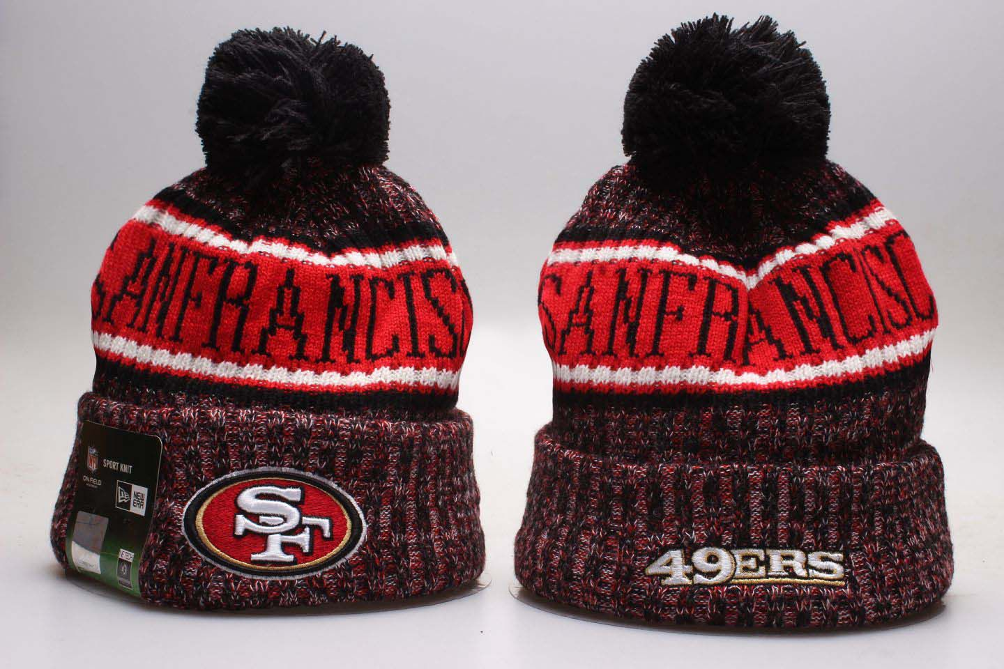 NFL San Francisco 49ers Beanie hot hat7