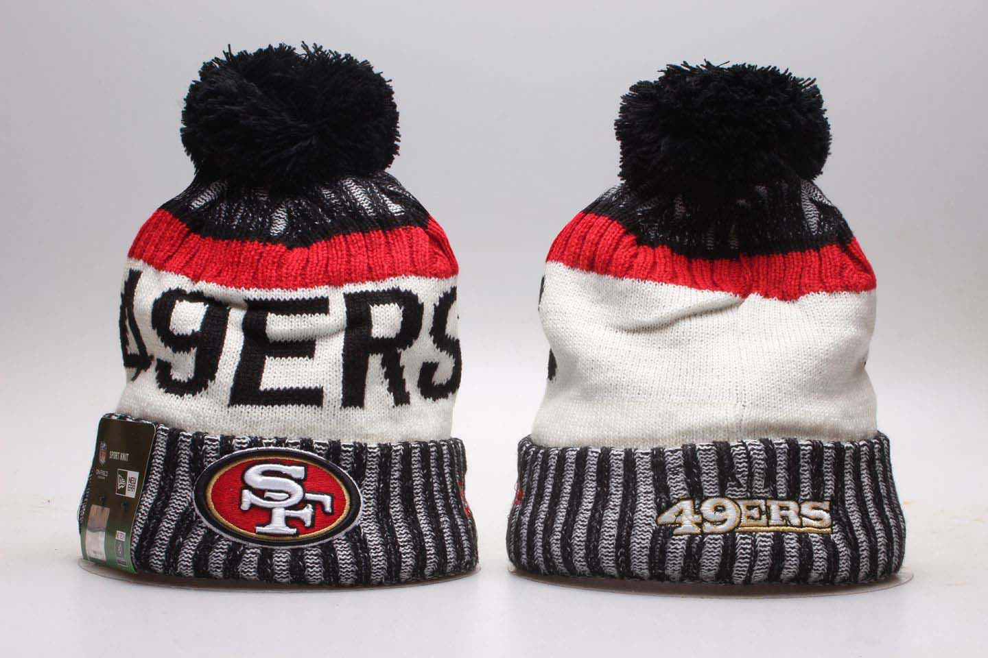 NFL San Francisco 49ers Beanie hot hat9